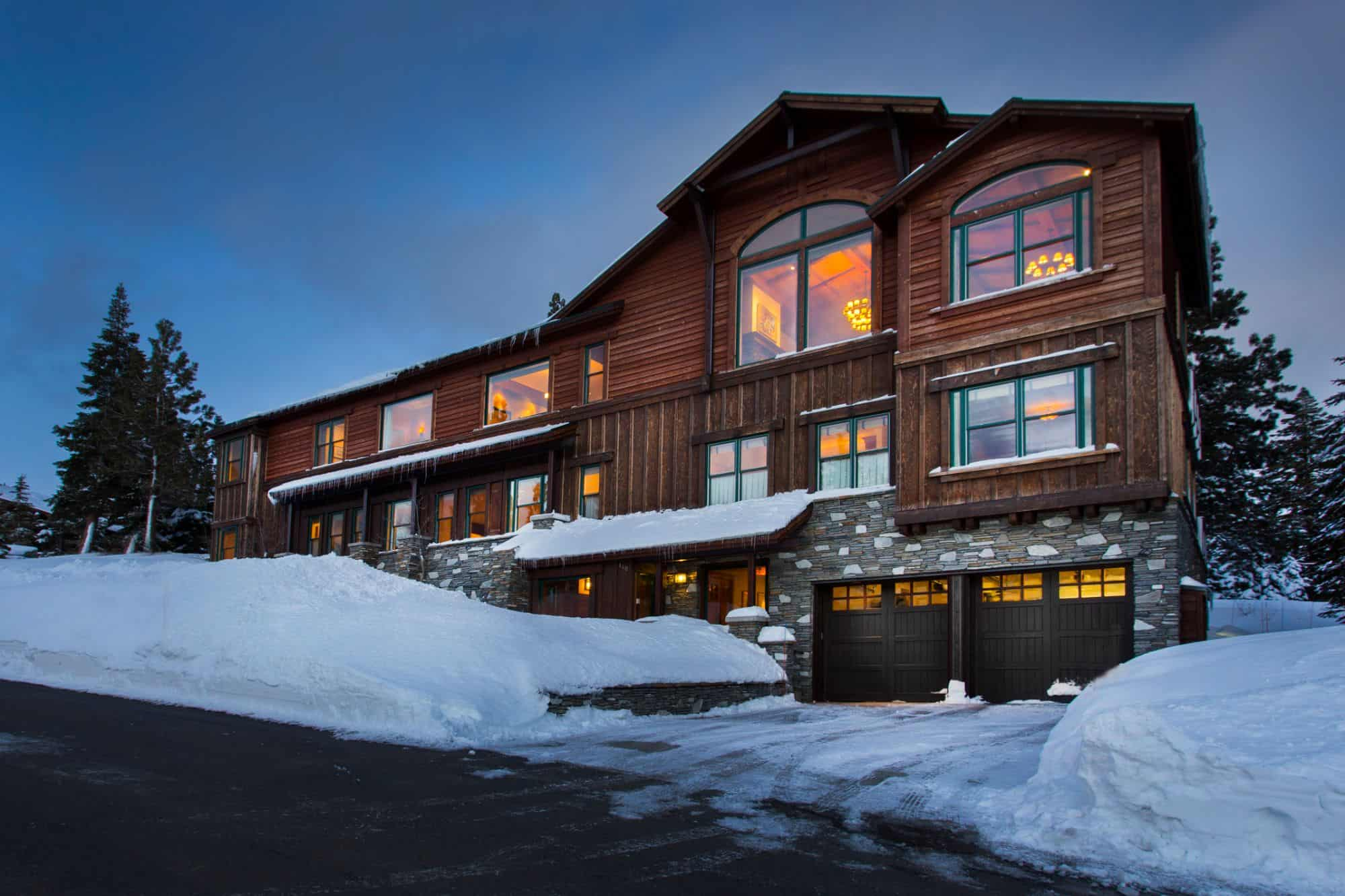 Luxury Lifestyle in Mammoth Lakes